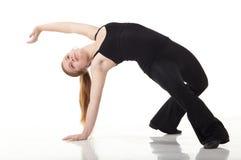 Modern Jazz dancer Royalty Free Stock Photo