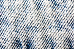 Modern Jeans Texture Background Stock Image