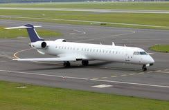 Modern jet Royalty Free Stock Image