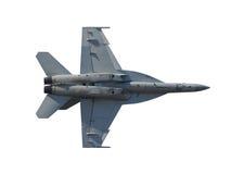 Modern jetfighter Stock Images