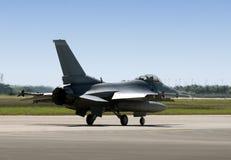 Modern jetfighter Royalty Free Stock Photography