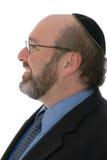 Modern jewish man Stock Image
