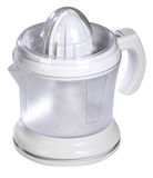 Modern juice extractor. On a white background Stock Image