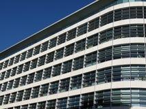 Modern Kantoorcomplex Stock Afbeeldingen