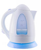 modern kettle royaltyfri foto