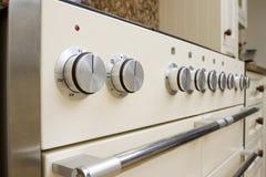 Modern keukenkooktoestel Stock Afbeeldingen