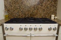 Modern keukenkooktoestel Royalty-vrije Stock Afbeeldingen