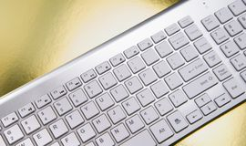 Computer Keyboard Royalty Free Stock Image