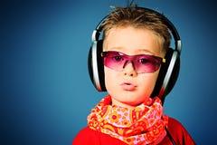 Modern kid Stock Image