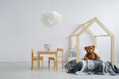 Modern kid`s room Stock Photo