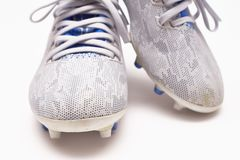 Free Modern Kid Soccer Shoes Isolated Royalty Free Stock Photo - 157959215