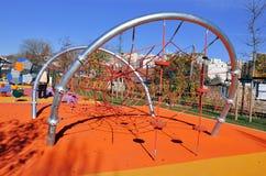 Modern kids playground Stock Images
