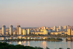 Modern Kiev Stock Photo