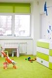 Modern kindergarten Stock Image
