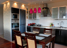 Free Modern Kitchen Stock Photography - 11171752