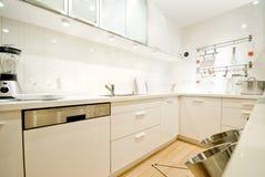Modern kitchen Stock Images
