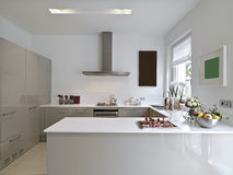 Free Modern Kitchen Stock Photo - 35499430