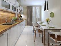 Free Modern Kitchen Royalty Free Stock Image - 59207326