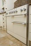 Modern kitchen cooker Stock Photo