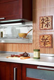 Modern kitchen detail Stock Photography