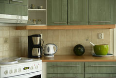 Modern Kitchen (detail) Royalty Free Stock Photography
