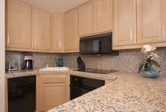 Modern Kitchen Interior Royalty Free Stock Photo