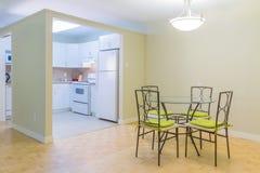 Modern Kitchen Interior Design Royalty Free Stock Images