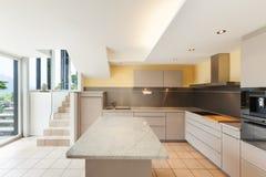 Modern kitchen Stock Photos