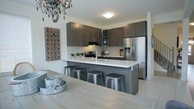 Modern Kitchen Interior Stock Footage Video Of Estate 112451916