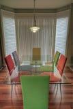 Modern Kitchen Nook Furniture Royalty Free Stock Image