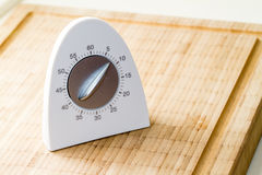 Modern Kitchen Timer Stock Photography