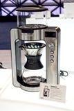 Modern Koffiezetapparaat bij CES royalty-vrije stock foto's