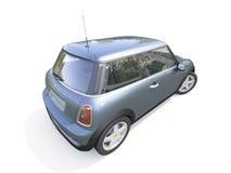 Modern kompakt bil Royaltyfri Fotografi