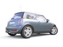 Modern kompakt bil Royaltyfri Foto