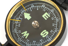 modern kompass Arkivbilder