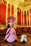 Modern konst i eremitboningen Royaltyfria Bilder