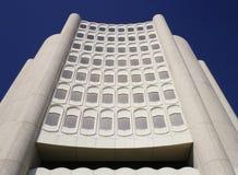 Modern kontorsbyggnad arkivfoto
