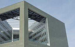 Modern kontorsbyggnad royaltyfri fotografi