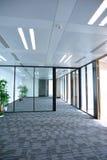 Modern kontorsinre Royaltyfri Bild