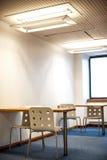 Modern kontorsinre royaltyfri fotografi