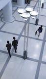 modern korridor arkivfoto