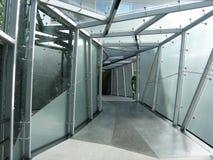 modern korridor Royaltyfria Foton