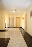 modern korridor arkivbilder