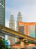 Modern Kuala Lumpur Stock Photography