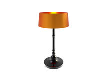 Modern Lamp Stock Image