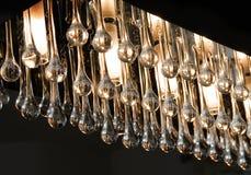 Modern Lamp Stock Image