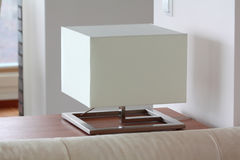 Modern Lamp Stock Images