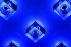 Modern lamp Royalty Free Stock Image