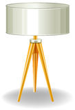 Modern lamp Royalty Free Stock Photography