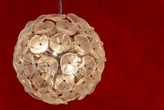 modern lampa Royaltyfri Bild